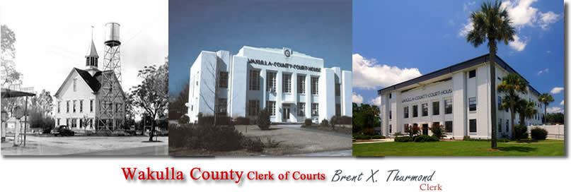 Wakulla County Courthouses